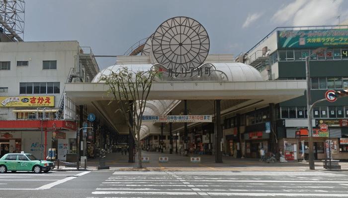 ガレリア竹町