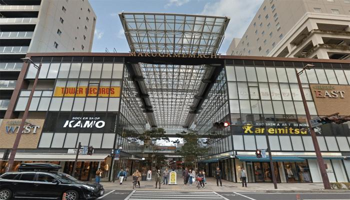 丸亀町商店街