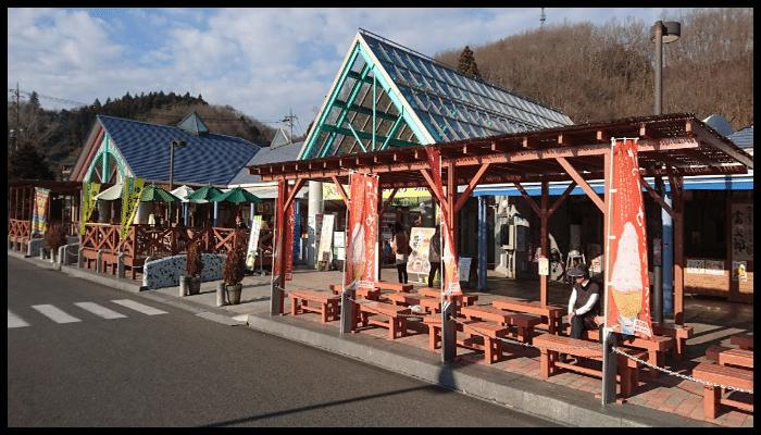 道の駅もてぎ