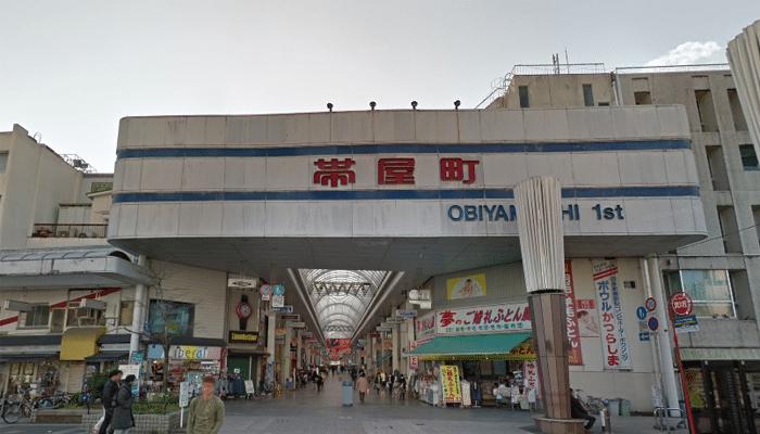 帯屋町壱番街