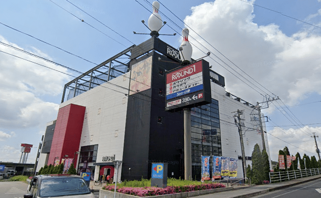 ラウンドワンスタジアム宇都宮店