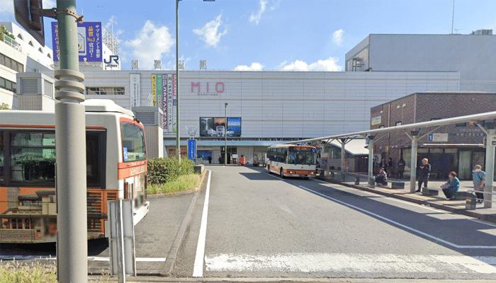JR和歌山駅周辺